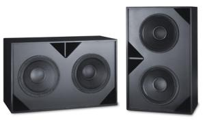 Photo: QSC Subwoofers